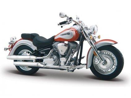 Bburago Kit Yamaha Road Star 1:18