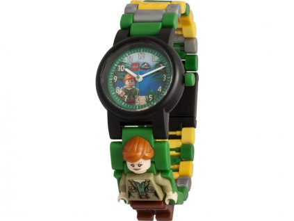 LEGO hodinky - Jurský svět Claire
