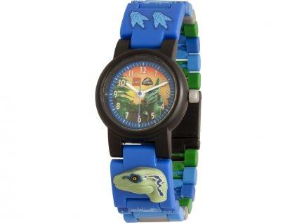 LEGO hodinky - Jurský svět Blue