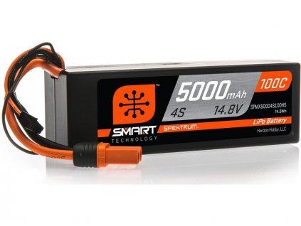 SPEKTRUM SMART LIPOL 5000mAh 100C 14.8V