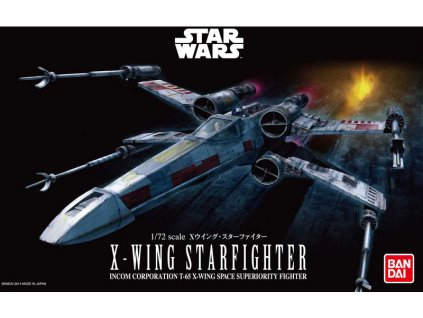 Revell BANDAI SW - X-Wing Starfighter (1:72)