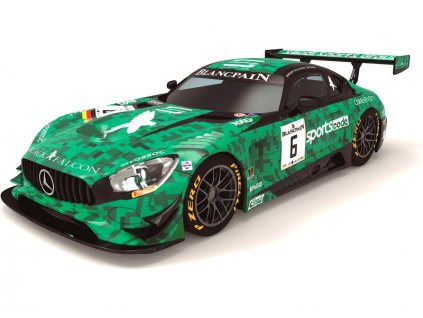 SCX Advanced Mercedes AMG GT3 Sports-Code