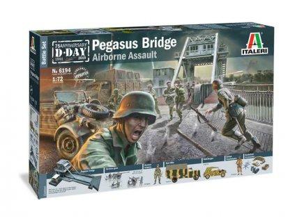 Italeri Pegasus Bridge Airborne Assault (1:72)