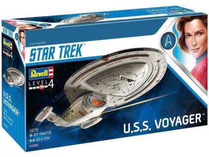 Revell Star Trek - U.S.S. Voyager (1:670)