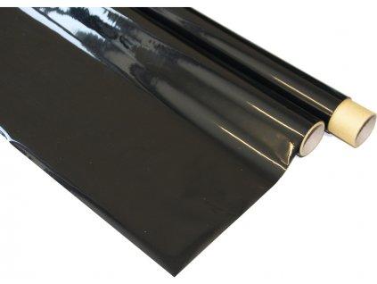 IronOnFilm - černá 0.6x2m