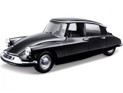 Bburago 1:32 Classic Citroen DS19 1955 černá