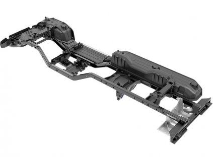TRAXXAS TRX-4 MERCEDES G.63 TQi 6WD RTR 1:10