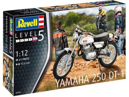 Revell Yamaha 250 DT-1 (1:8)