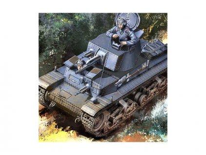 Academy 35(t) German Army (1:35)