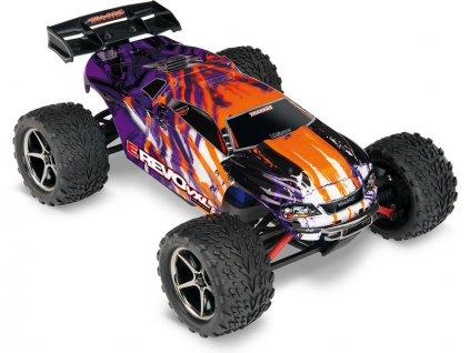 TRAXXAS E-REVO VXL TQi 4WD RTR 1:16