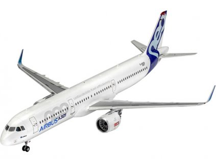 Revell Airbus A321 Neo (1:144)