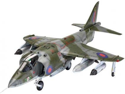 Revell Hawker Siddeley Harrier GR.1 (1:32) (giftse