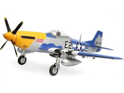 P-51D Mustang 1.5m PNP Smart