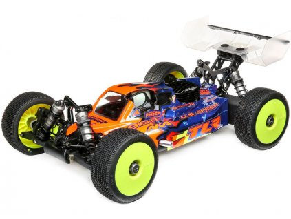 TLR 8IGHT-X ELITE BUGGY RACE KIT 4WD 1:8