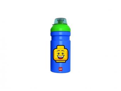 LEGO láhev na pití 0.35L - Iconic Boy modrá
