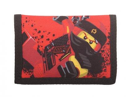 LEGO peněženka - Ninjago Kai