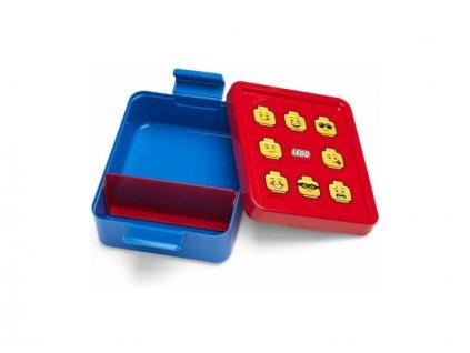 LEGO box na svačinu 170x135x69mm - Friends Girls Rock
