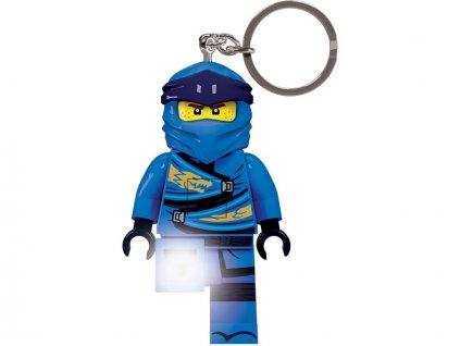 LEGO svítící klíčenka - Ninjago Legacy Jay