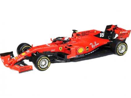 Bburago Ferrari SF90 1:18 #16 Leclerc