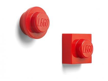LEGO magnetky červené (2)