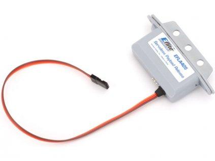 E-flite elektrický systém odhozu