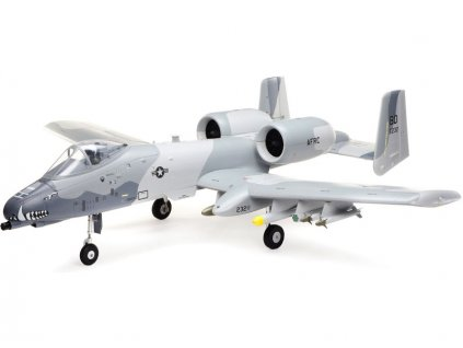 E-FLITE A-10 THUNDERBOLT II 64mm EDF SAFE BNF BASIC