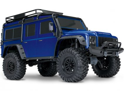 TRAXXAS TRX-4 LAND ROVER DEFENDER 4WD RTR 1:10