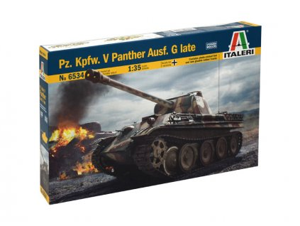 Italeri Pz.Kpfw. V Panther Ausf. G late (1:35)
