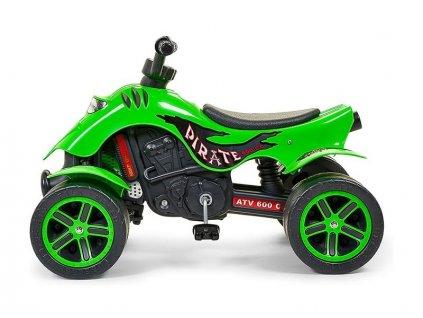 FALK - Šlapací čtyřkolka Bud Racing