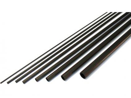 Uhlíková trubička 4.0/2.0mm (1m)