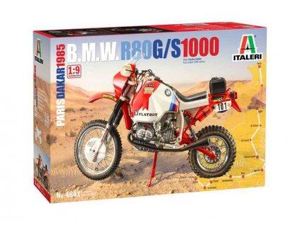 Italeri BMW 1000 Dakar 1985 (1:9)