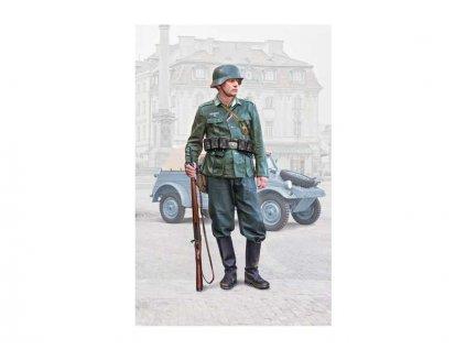 Italeri German Infantryman (1:9)