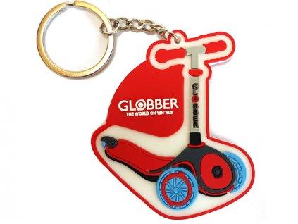 Globber - přívěsek Red