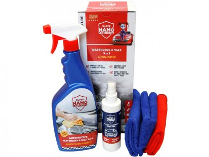 NANOPROTECH GNP Auto vosk 3v1 Automotive