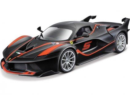 Bburago Ferrari FXX K 1:18 černá