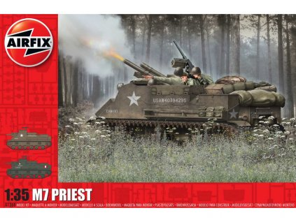 Airfix M7 Priest (1:35)