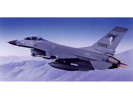 Airfix General Dynamics F-16A/B Fighting Falcon (1:72) (sada)