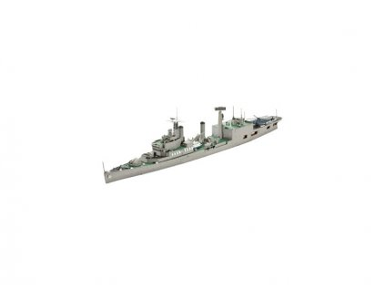 Revell H.M.S. Tiger (1:700)