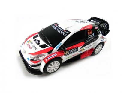 WRC Toyota Yaris Rovanpera 2020 1:43