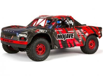 Arrma Mojave 6S BLX 1:7 4WD RTR červená