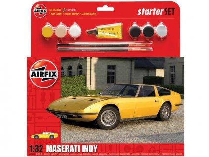 Airfix Maserati Indy (1:32) (set)