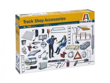 Italeri Truck Accessories (1:24)
