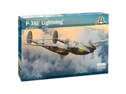 Italeri Lockheed P-38J Lightning (1:72)