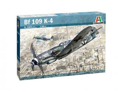 Italeri Messerschmitt Bf-109 K-4 (1:48)