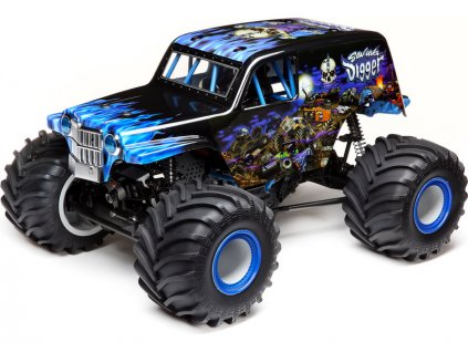 """LOSI LMT MONSTER TRUCK """"Son Uva Digger"""" 4WD RTR 1:8"""