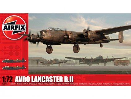 Airfix Avro Lancaster BII (1:72)