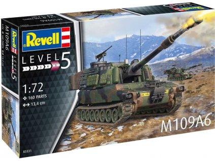 Revell M109A6 Paladin (1:72)