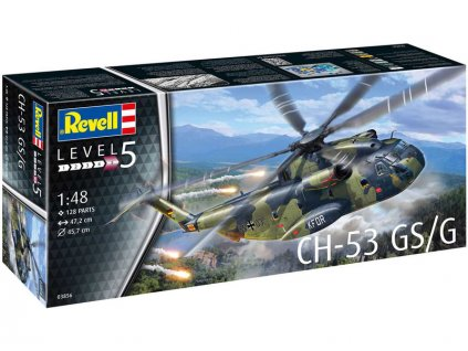Revell Sikorsky CH-53 GS/G (1:48)