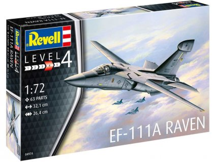 Revell Grumman EF-111A Raven (1:72) (sada)
