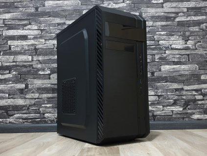 PC Intel i3, 240GB SSD + 250GB HDD, 8GB RAM, ASUS GEFORCE GT 730 2GB, WIN 10 CZ
